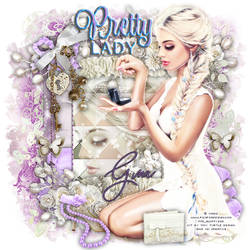 Pretty Lady Graphic Design