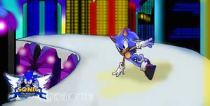 Sonic ATS: Parhelion Peak