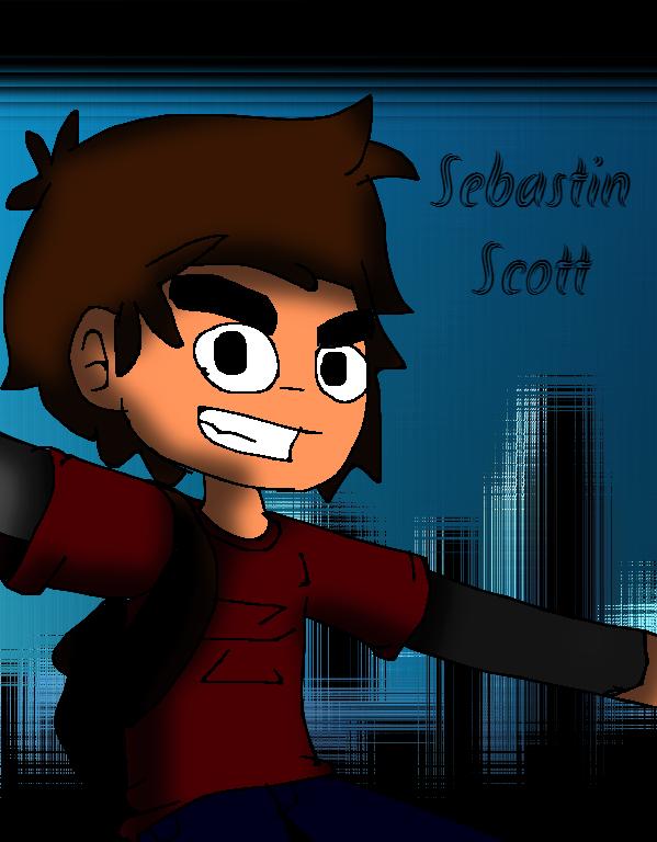 Sebastin Scott by Gaming-Master