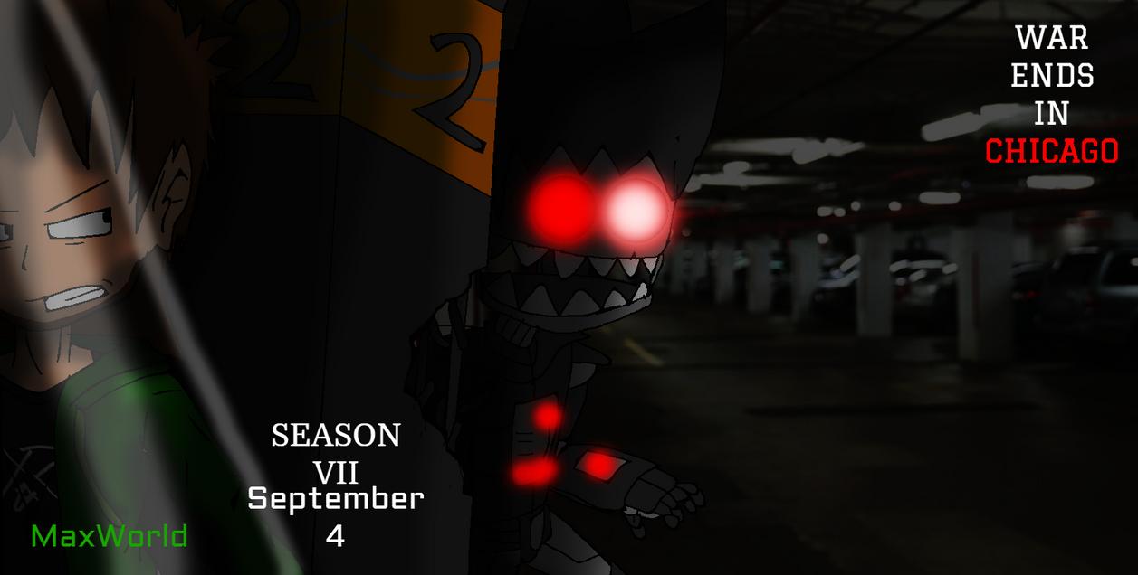 MaxWorld- Season 7 Poster (Max and Metal Max 8) by Gaming-Master