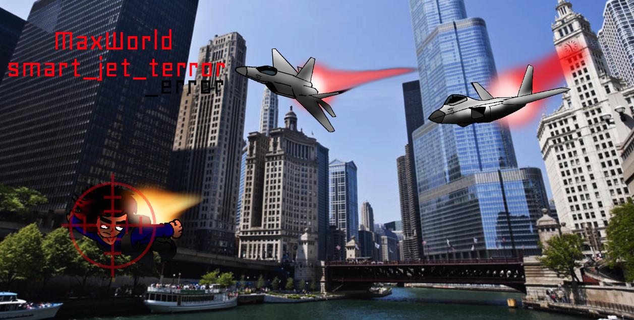 MaxWorld- Smart Jet Terror by Gaming-Master