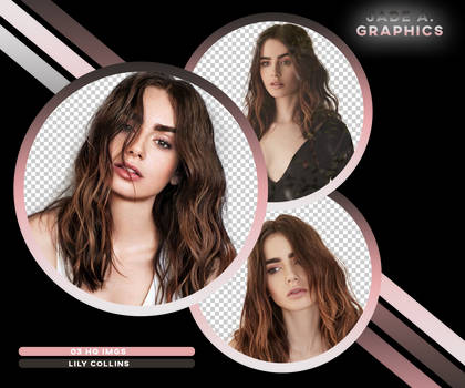 PNG PACK #62-Lily Collins