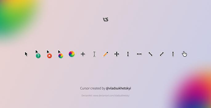 VS cursor (version 2)