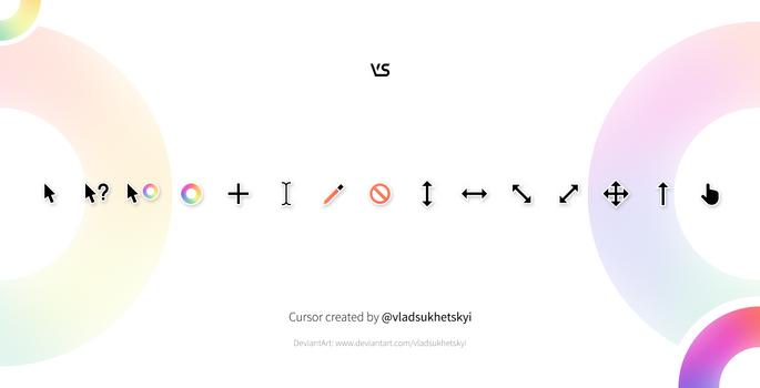VS cursor (version 5 beta)
