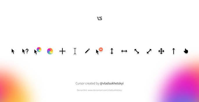 VS cursor (version 8.0)