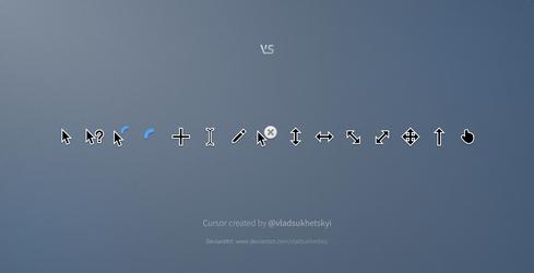 VS cursor (version 9.0)