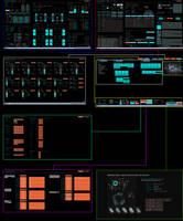 TC Oblivion 1 Display only (1.1) (Rainmeter 4.x) by HordesPrime