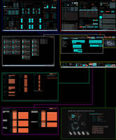 TC Oblivion 1 Display only (1.2) (Rainmeter 4.x) by HordesPrime
