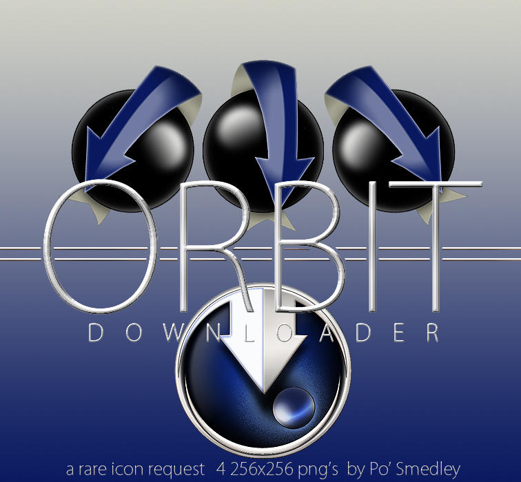 Orbit Downloader by PoSmedley