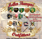Motherthumper OD Icons