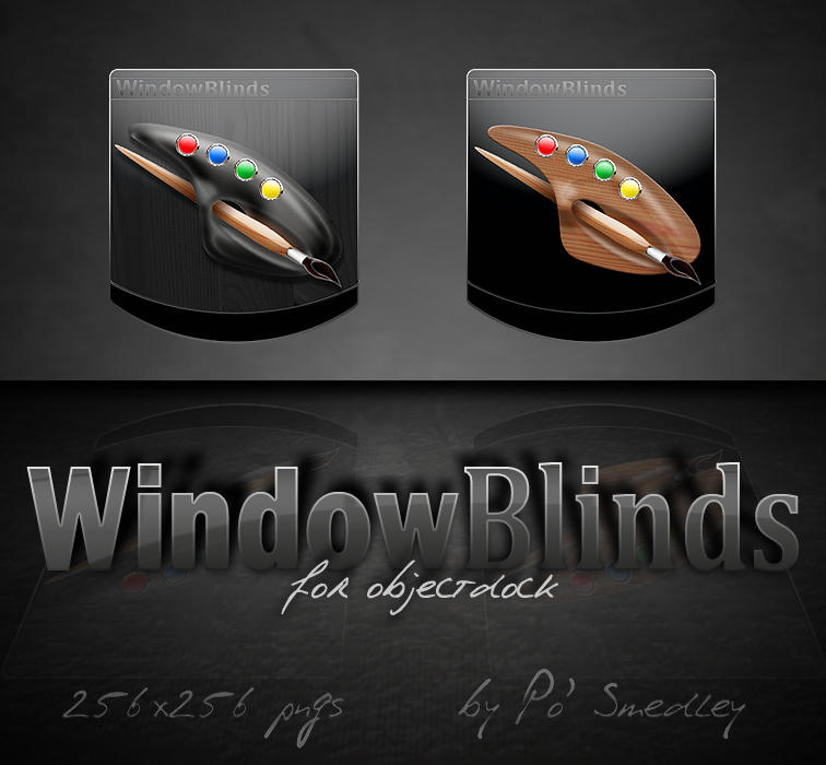 WindowBlinds by PoSmedley