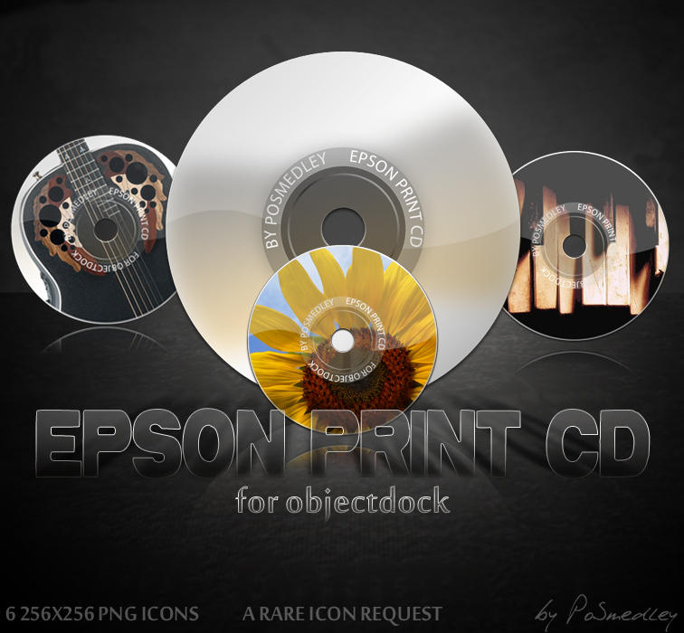 Epson Print CD by PoSmedley