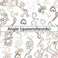 Swirl Brush by queenofwords
