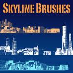 Skyline Brushes