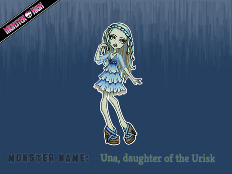 MH : Una, daughter of the Urisk