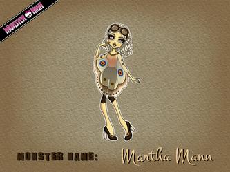 MH : Martha, daughter of the Mothman