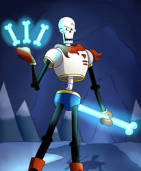 Papyrus Illustration--Click for full GIF!