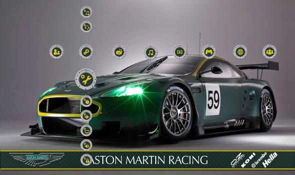 Aston Martin Racing DB9