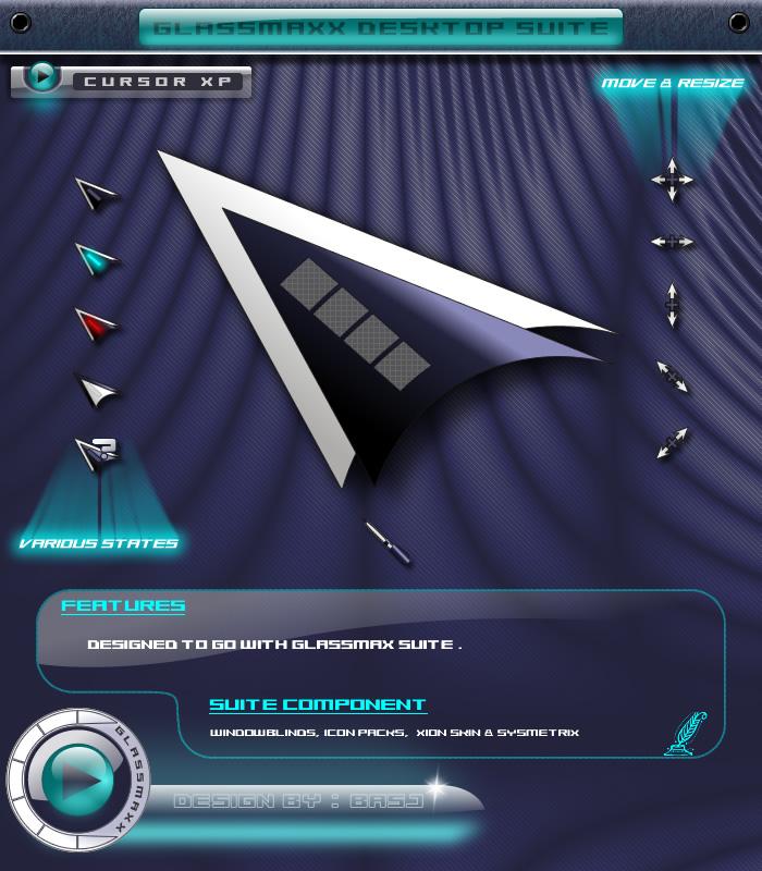 GlassMaxX CursorXP