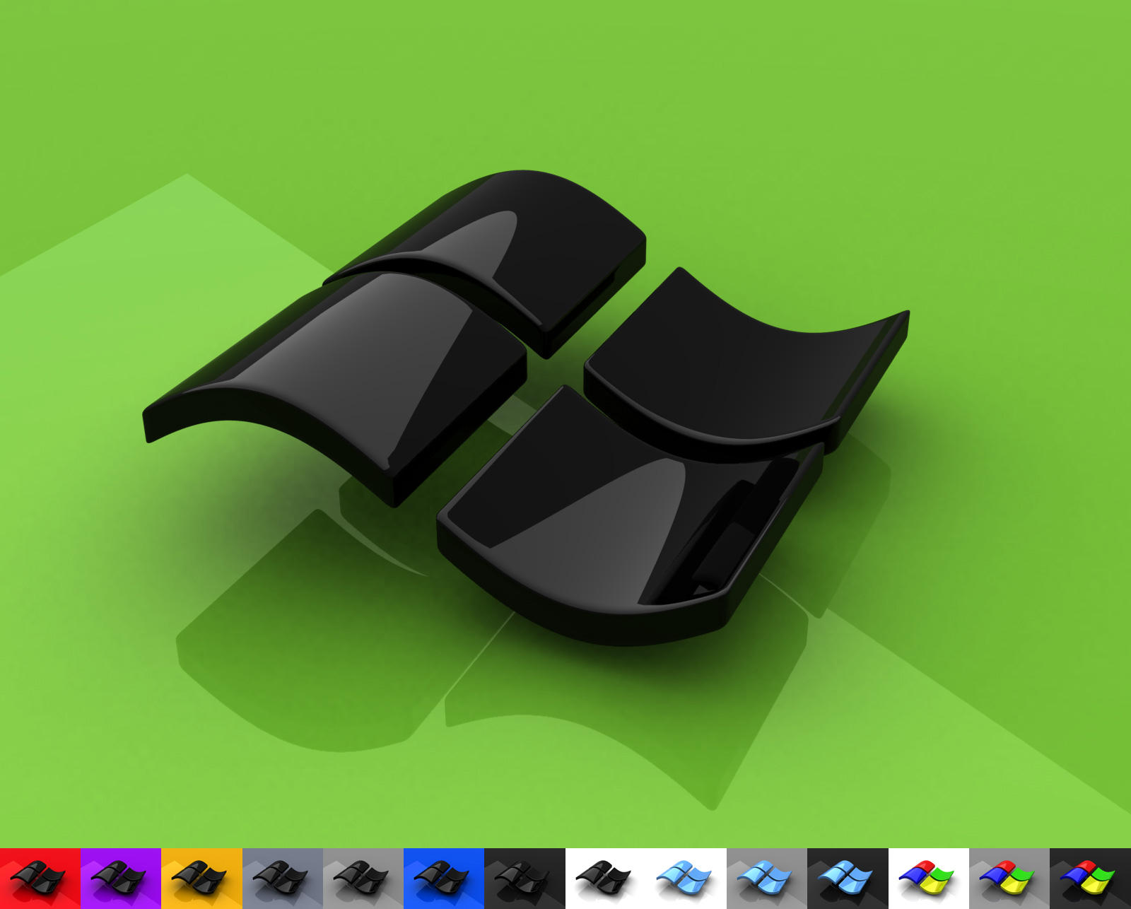 XP Gloss 1600x1200 by rpeterclark