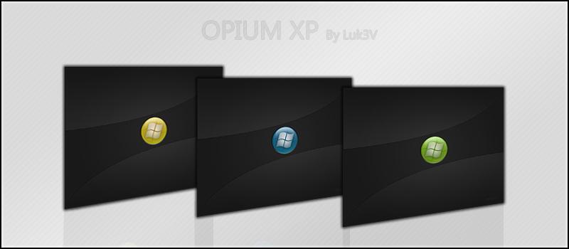 Opium XP by Luk3V
