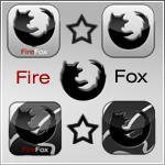 FireFox Icon Set by Luk3V