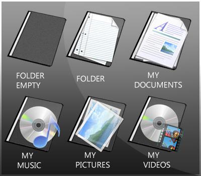 Luke's Folder Set by Luk3V