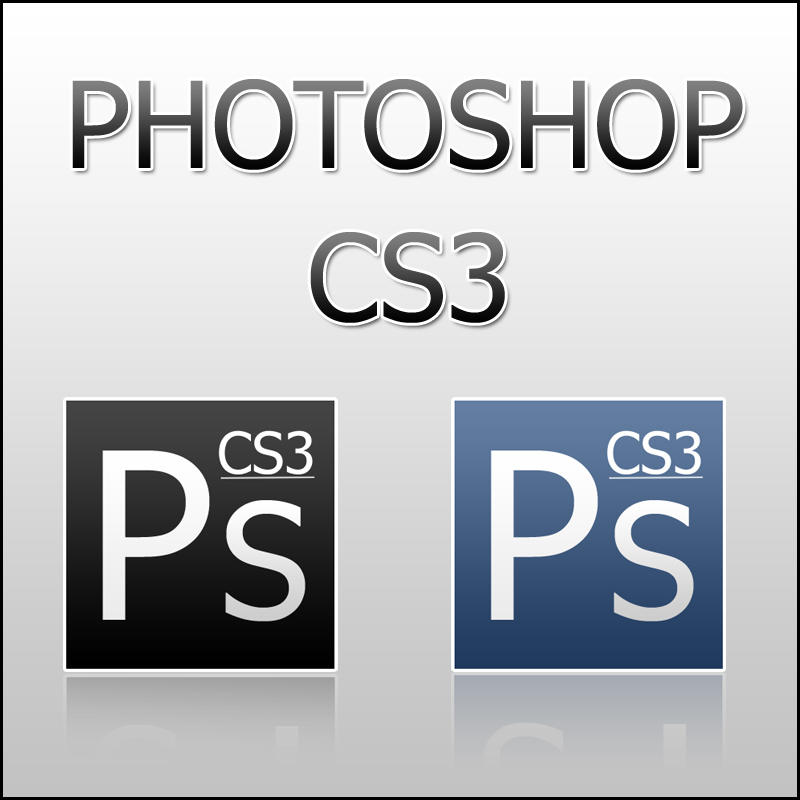 Photoshop CS3 Icons by Luk3V