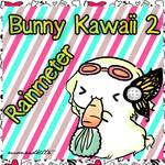 Bunny Kawaii Rainmeter 2