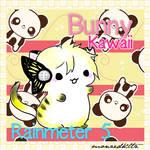 Bunny Kawaii Rainmeter 5