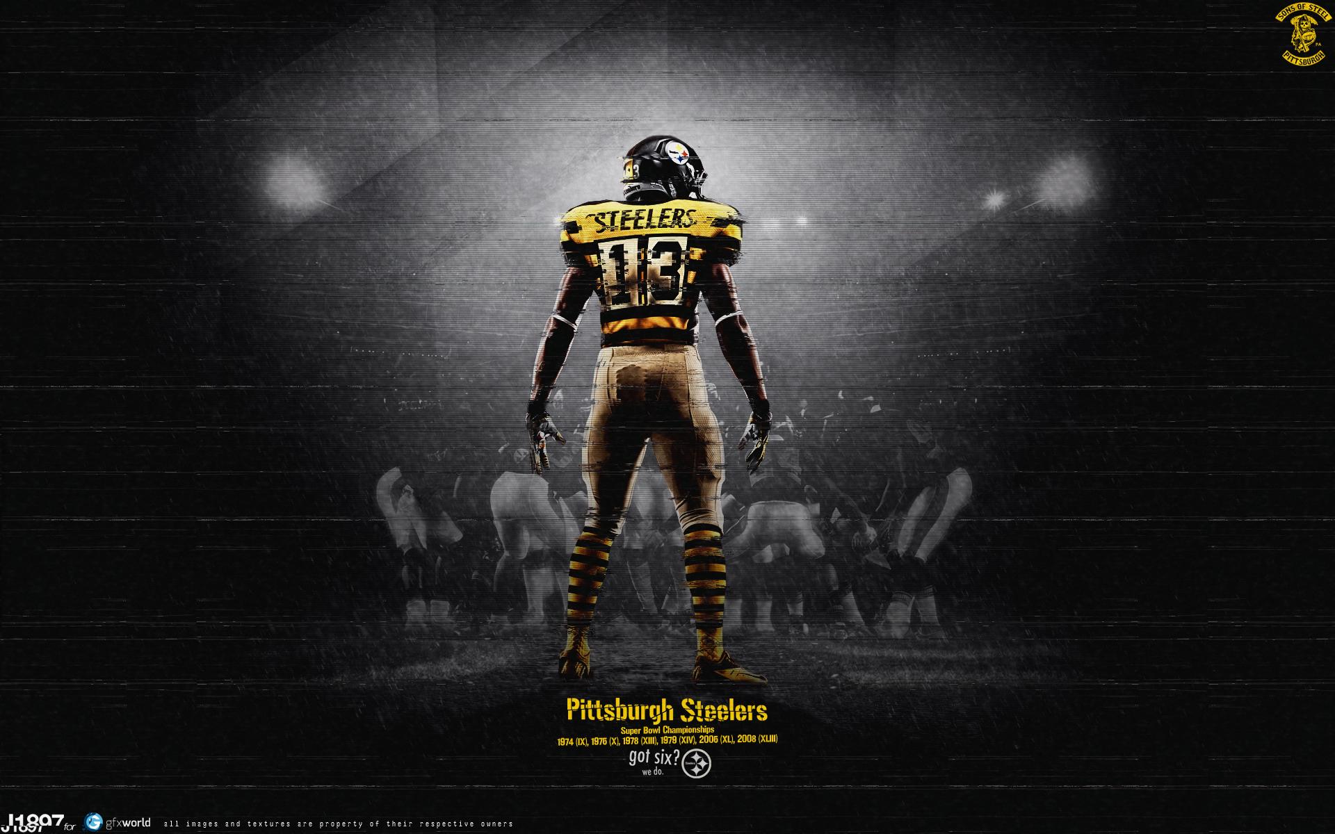 162. Pittsburgh Steelers by J1897