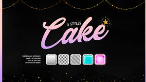 Cake |Styles #01 by Mondai-Girl
