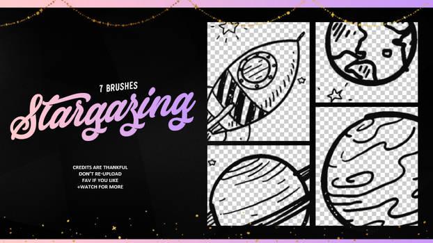 STARGAZING | BRUSHES #1
