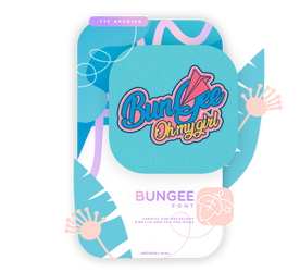 BUNGEE | FONT #21