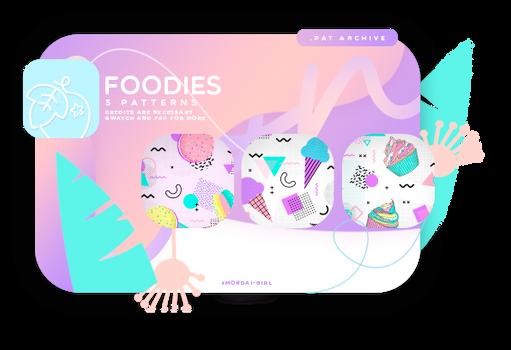 FOODIES | PATTERN #2