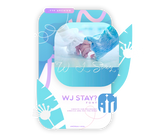 W J STAY? | FONT