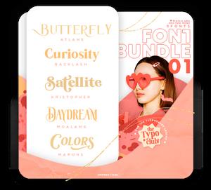 FONT BUNDLE | THE CLASSICS