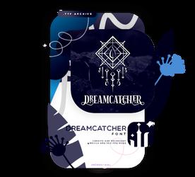 DREAMCATCHER | FONT