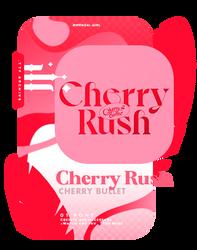CHERRY RUSH | FONT