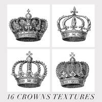 Kaikkitietava's Crowns Textures by kaikkitietava