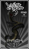 Asian Dragon PNG pack 3 by Alegion-stock