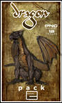 Dragon PNG pack 2