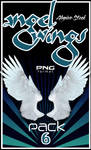 Angel Wings 6 PNG Stock