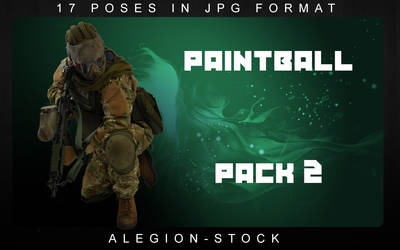 Paintball model pack 2