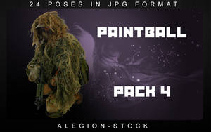 Paintball model pack 4