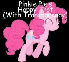 Pinkie Pie Happy Trot Animated GIF by PinkiePizzles