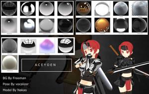 [MMD] Sphere Liquid Metal dsb .: Download :. by AceYoen