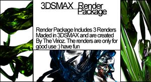3DSMAX Render Package