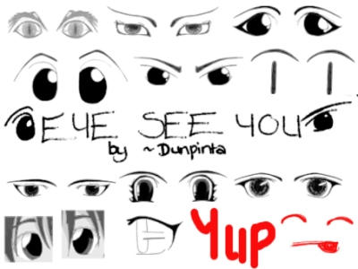 Eye see you :see what i did?: by dunpinta