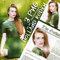 Holland Roden Png Pack by SuBiebs